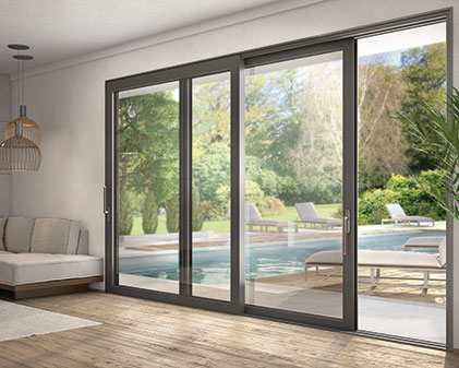 Sliding windows & doors