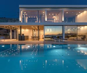 Private Residence in Aegina