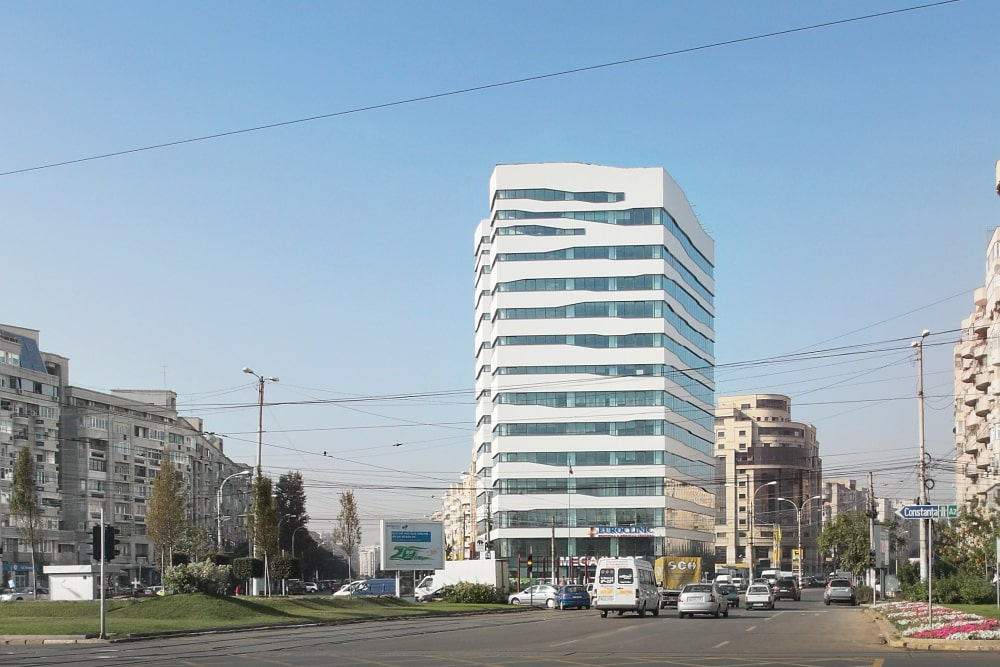 Streetview of the building