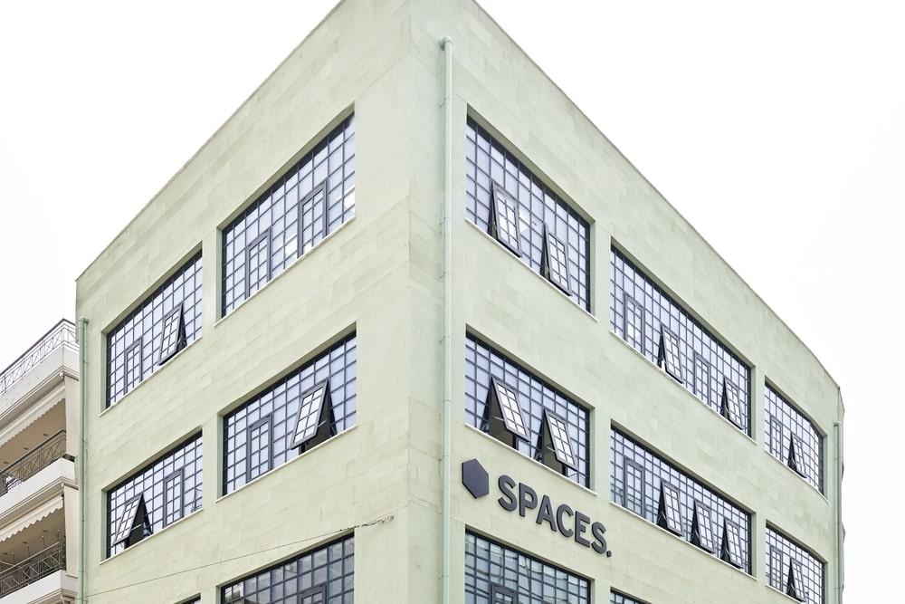 Spaces Theanous facade