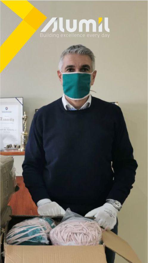 Donacija maski