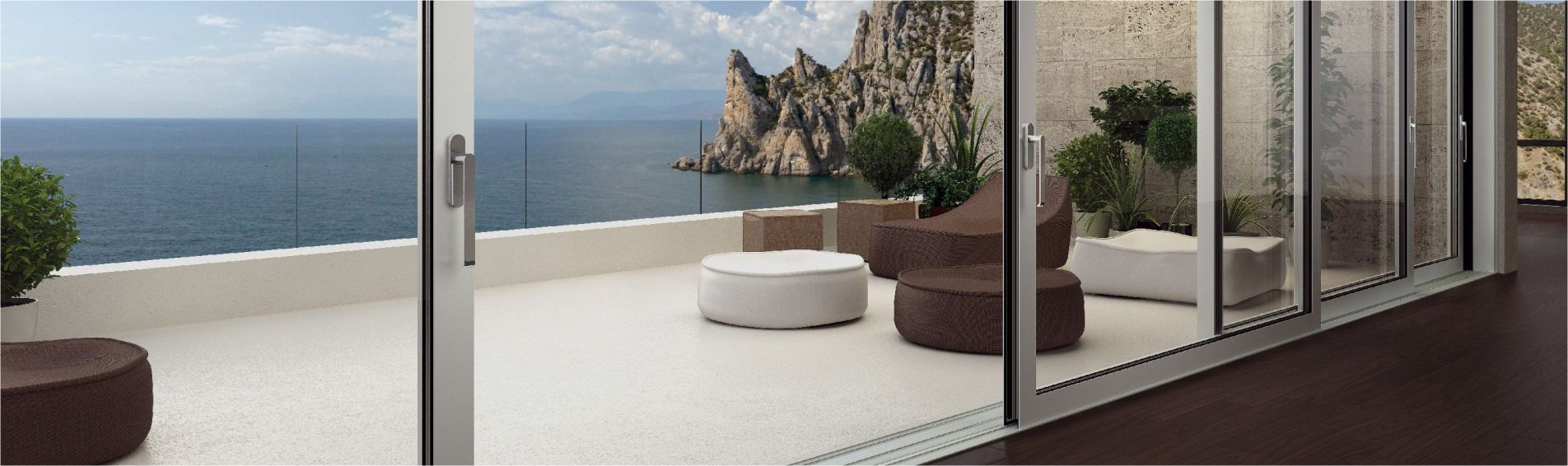 S700 balcony view