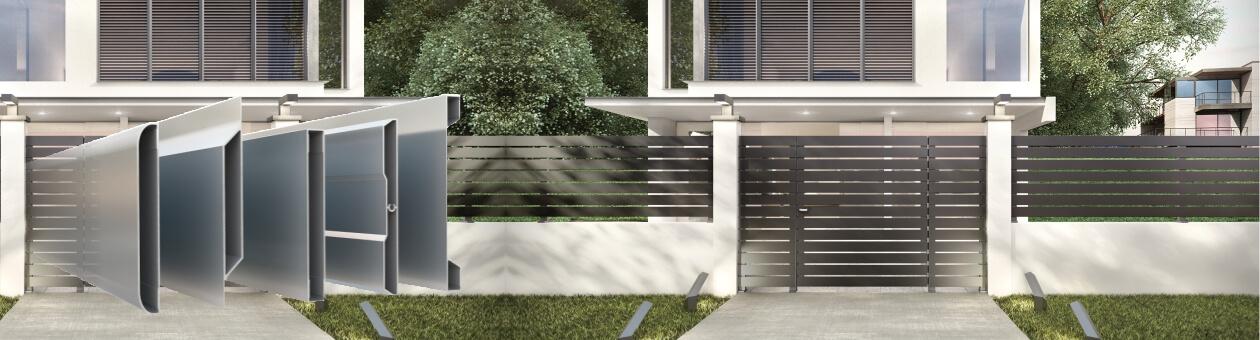 SMARTIA FC50 Sistem ograda