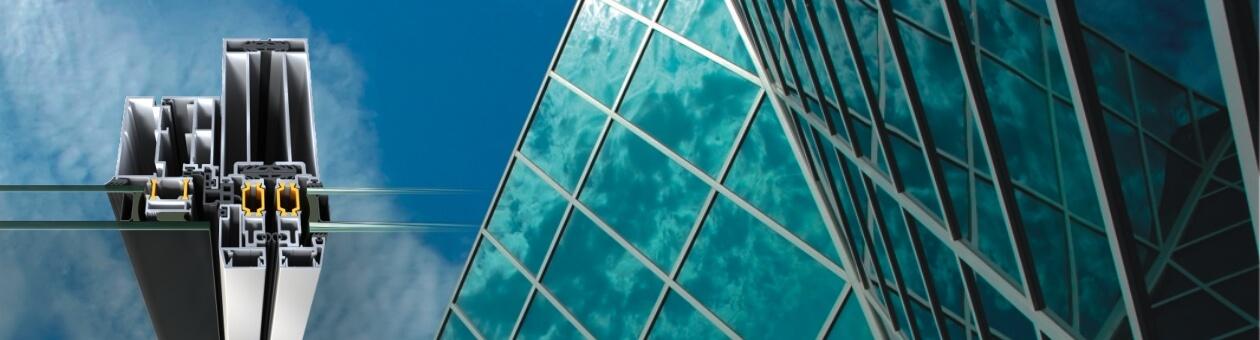 SMARTIA M65 jedinstveni sistem fasade za maksimalnu transparentnost