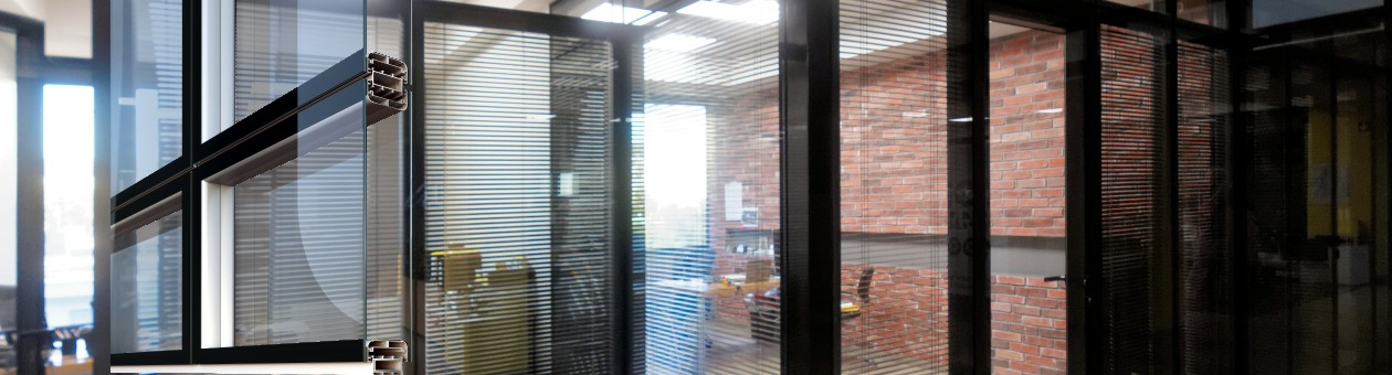 SMARTIA P200 Office Partitioning