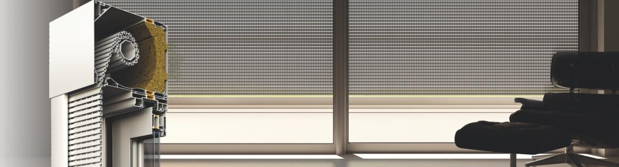 SMARTIA S13600 Rulouri cu bariera termica