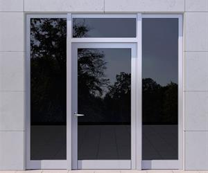 Entrance doors insulated system SUPREME SD77