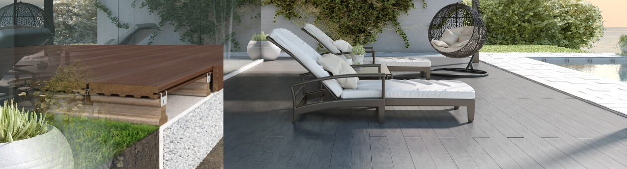 WOODEE Wood Composite Decking
