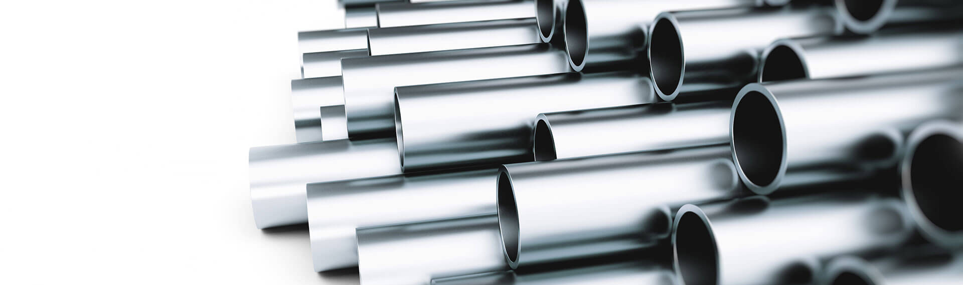 Extruded round tubing profiles