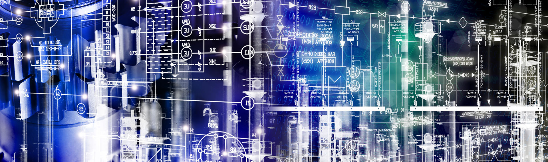 Construction engineering industrial background