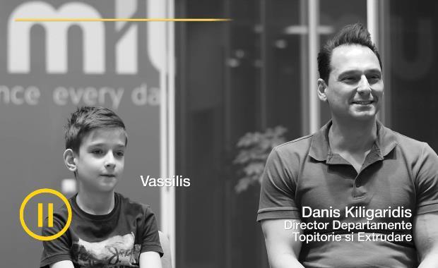 Director Departamente Topitorie si Extrudare | Danis Kiligaridis