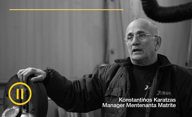 Manager Mentenanta Matrite | Karatzas Konstantinos