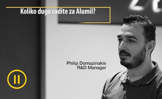 Philip Domazinakis | R&D Manager