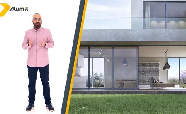 Benefits of Aluminium windows and doors